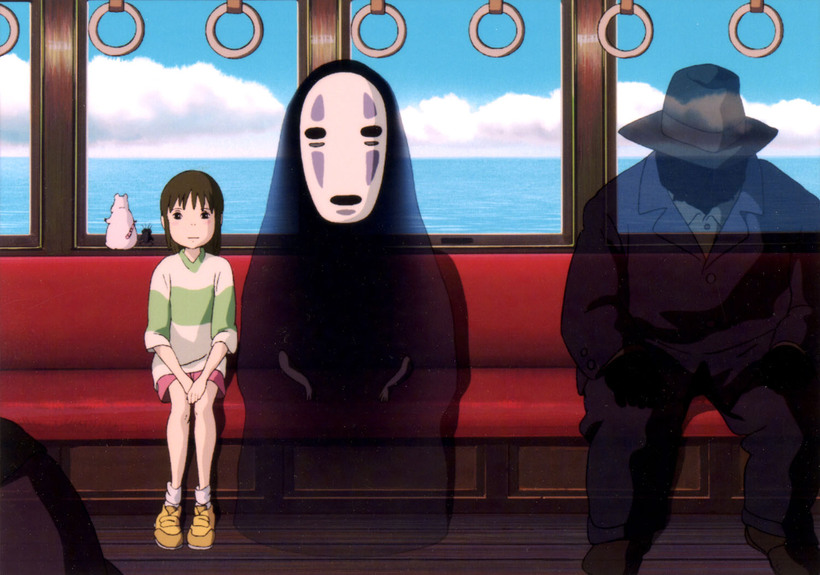 Hayao Miyazaki's wonderful animation, Spirited Away is one of the ...
