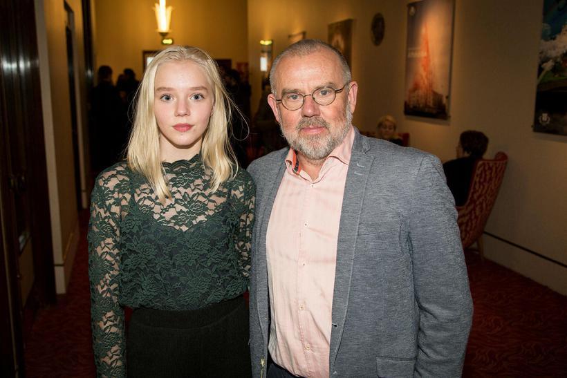 Álfheiður Karlsdóttir og Karl Ágúst Úlfsson.
