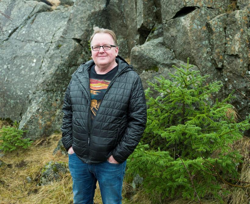 Þótt Símon Jón trúi því ekki lengur að varkárni í ...