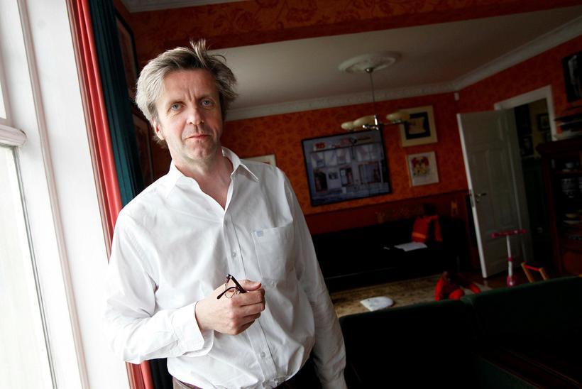 Gunnar Smári Egilsson, stofnandi Sósíalistaflokks Íslands.