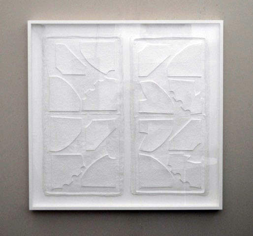 Katrín Sigurðardóttir, 1 out of 100 parts, 2014, Paper pulp. ...