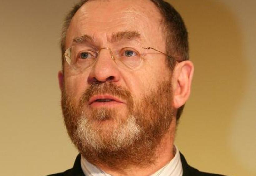 Former central banker Jón Sigurðsson.