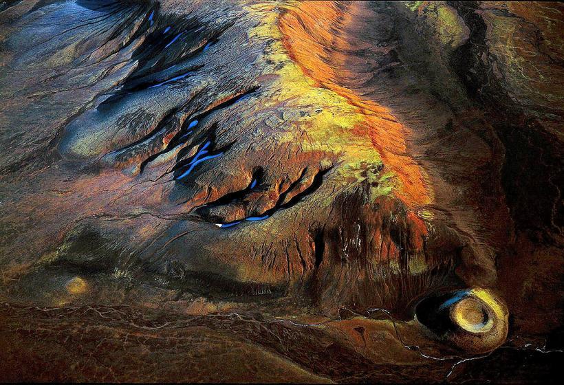 Langasáta by Landmannaleið