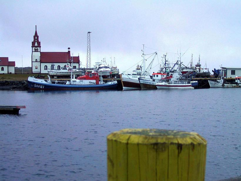 Byggð hefur verið brothætt á Raufarhöfn.