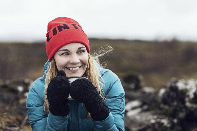 Icelandic explorer Vilborg Anna Gissurardóttir counts crossing the South Pole ...