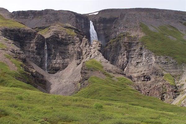 Valagil ravine is beautiful.