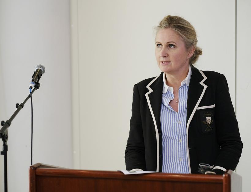 Helga Árnadóttir framkvæmdastjóri Samtaka ferðaþjónustunnar.