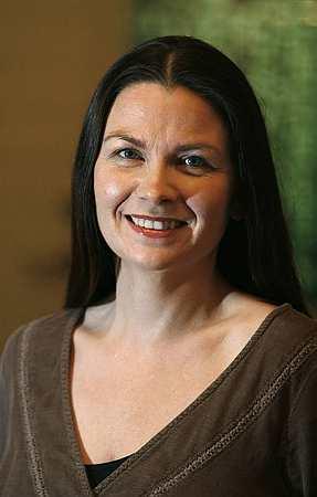 Helga Sól Ólafsdóttir félagsráðgjafi.