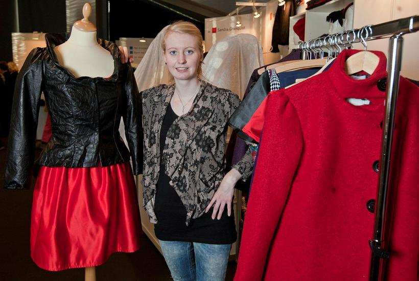 Jóhanna Ey Harðardóttir of J.EY design at The Design and ...
