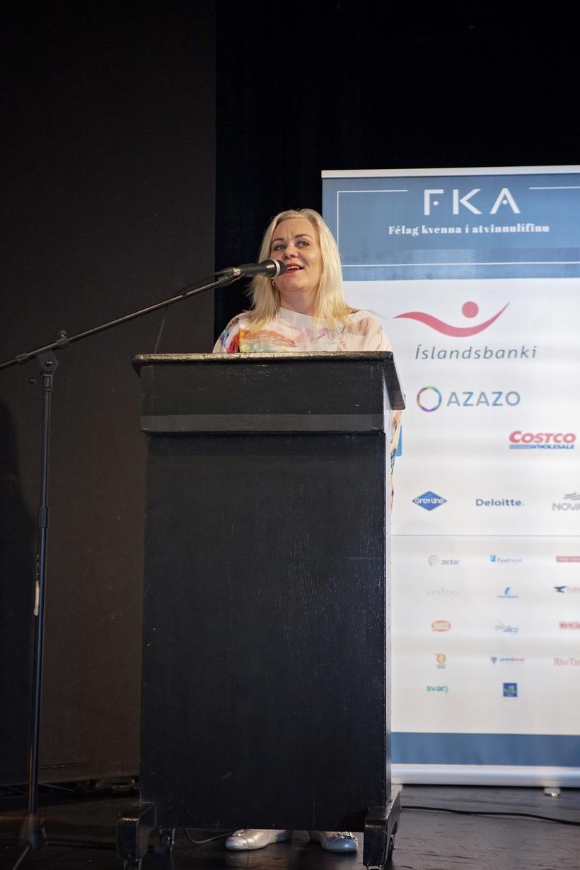 Rakel Sveinsdóttir, nýr formaður FKA.