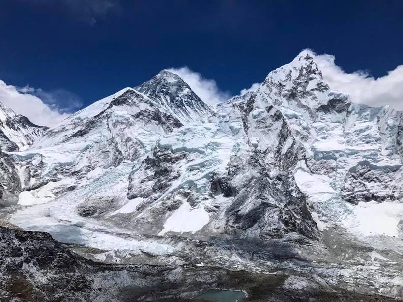 Everest-fjall.