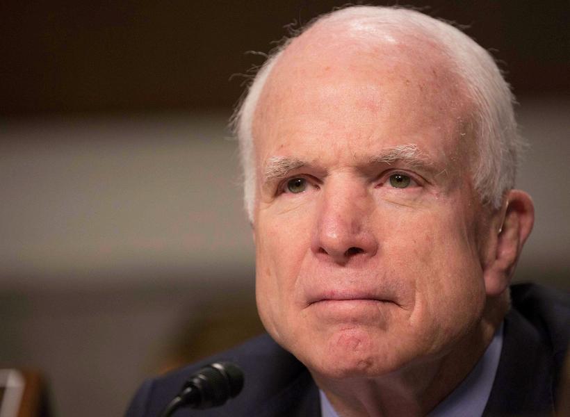 John McCain segir Pútín meiri ógn við alþjóðaöryggi en Ríki ...