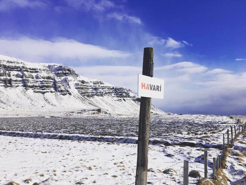 Havarí is located in the remote fjord of Berufjörður in ...