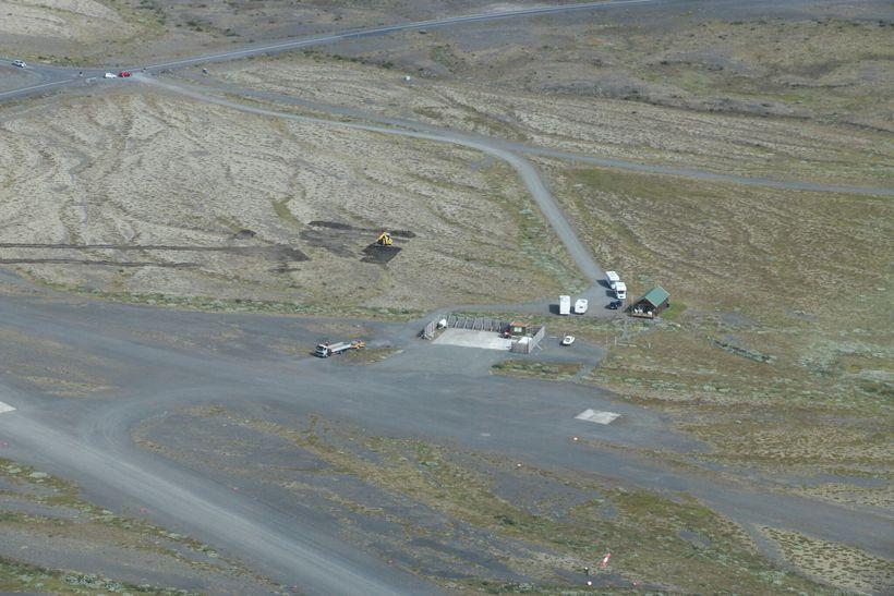 Atlantsflug, í samstarfi við landeigendur, hyggst byggja flugstöð auk nýrrar ...