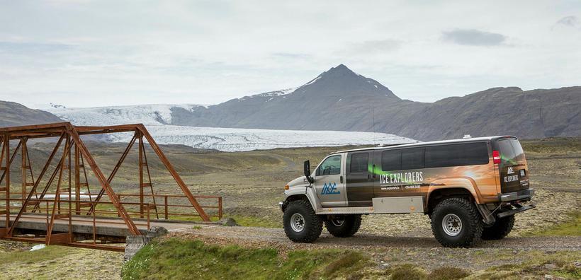 Ice Explorer leggur mesta áherslu á ferðir til að skoða ...
