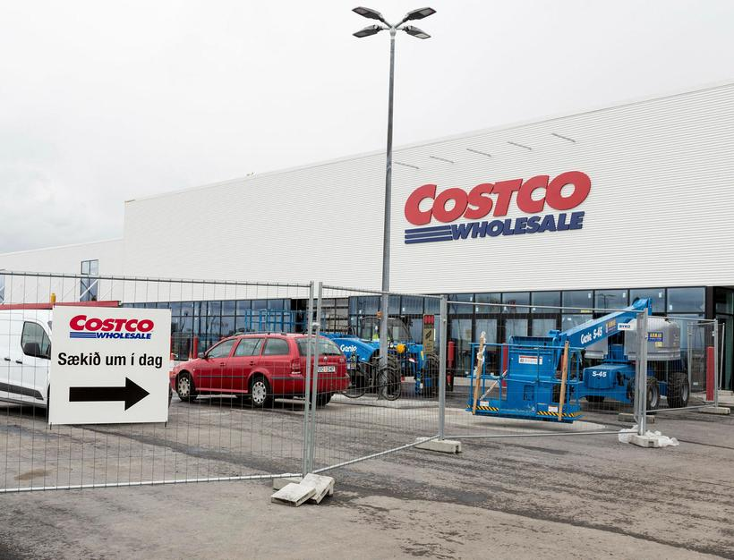 Costco opened a few weeks ago and is already extremely ...
