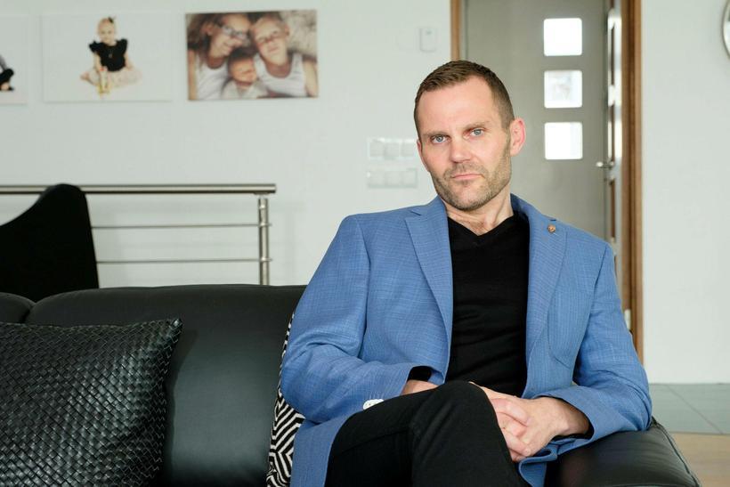 Hannes Steindórsson fasteignasali.