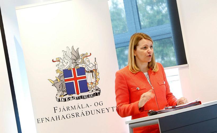 Mari Kiviniemi, aðstoðarframkvæmdastjóri Efnahags- og framfarastofnunarinnar (OECD).