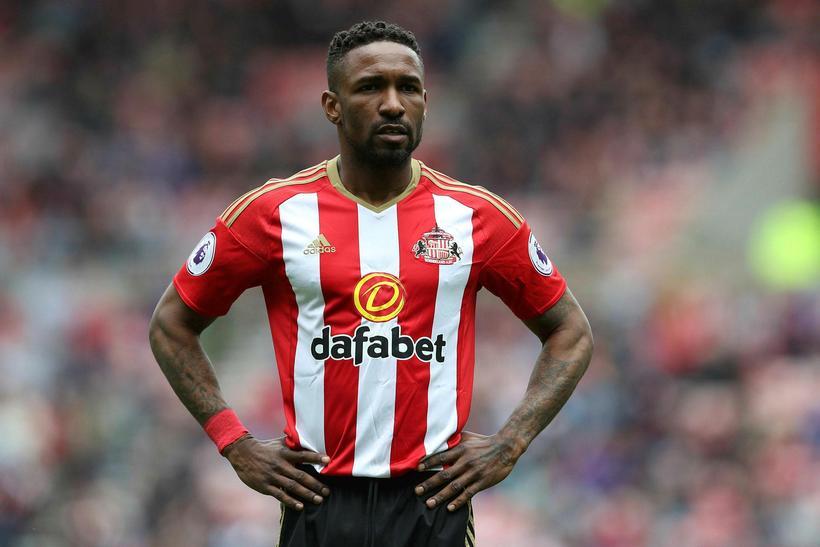 Enski framherjinn Jermain Defoe er kominn til Bournemouth frá Sunderland, ...