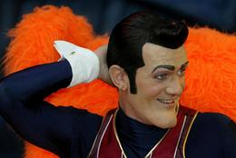 Stefán Karl Stefánsson is best known for his role in LazyTown as Robbie Rotten.