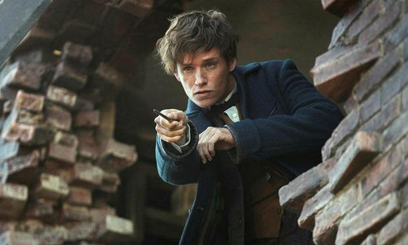 From the first Fantastic Beasts film.