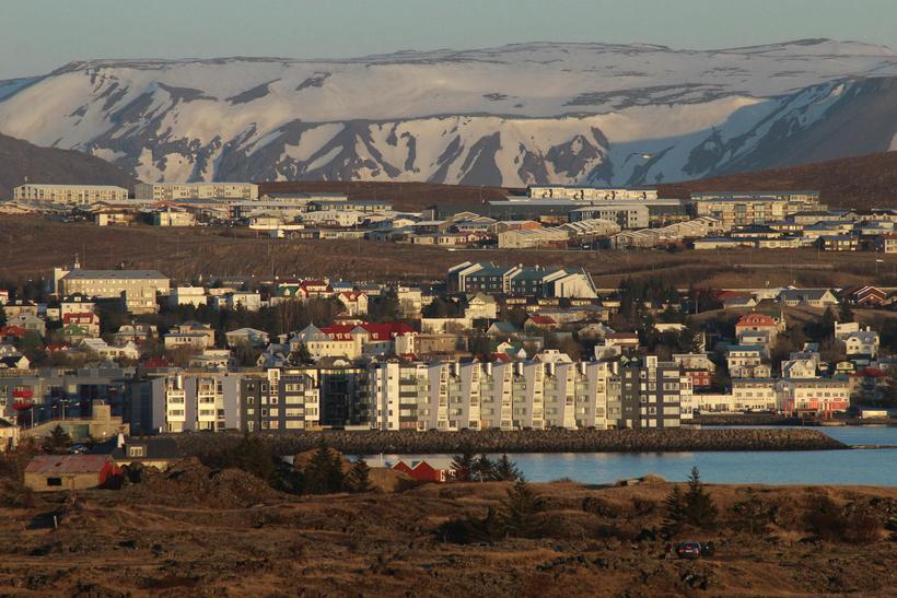 Hafnarfjörður.