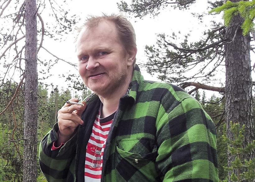 Nils Olav Bakken var 49 ára gamall, en hann hlaut ...