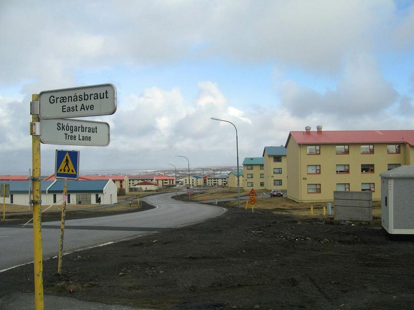 """Ásbrú. Mikil umræða hefur skapast á facebooksíðunni """"Reykjanesbær – Gerum ..."""