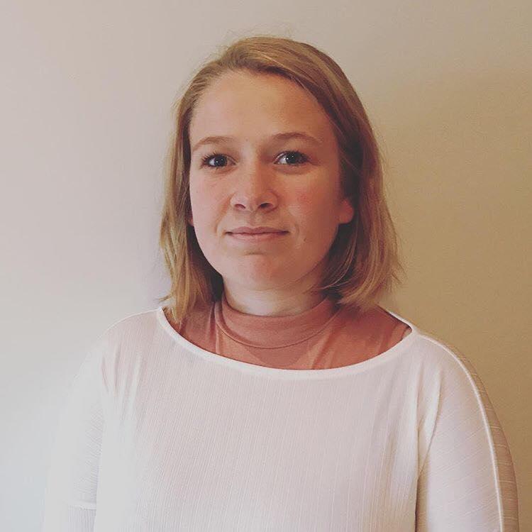 Birgitta Guðmundsdóttir.