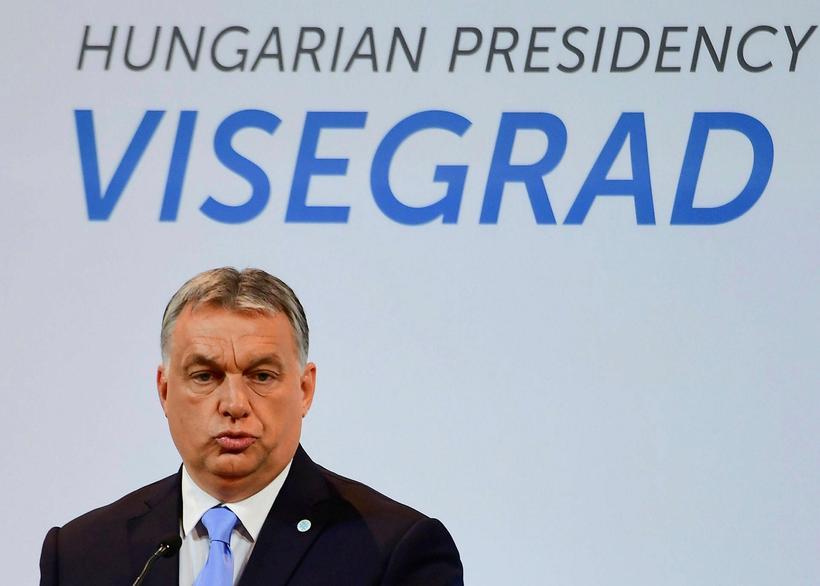 Viktor Orban hefur verið þyrnir í augum Evrópusambandsins.