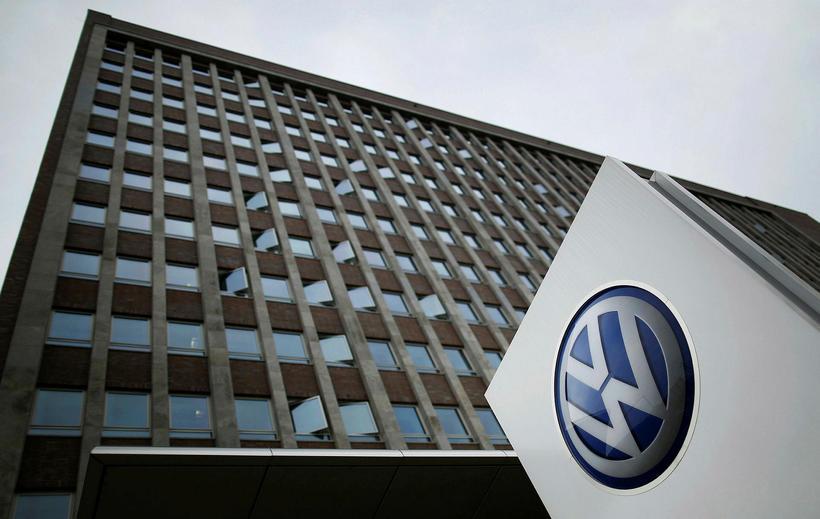 Volkswagen reynir að bæta fyrir svindl á útblástursprófunum.