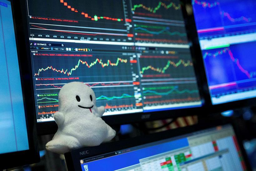 Snap hefur átt erfitt uppdráttar á Wall Street.
