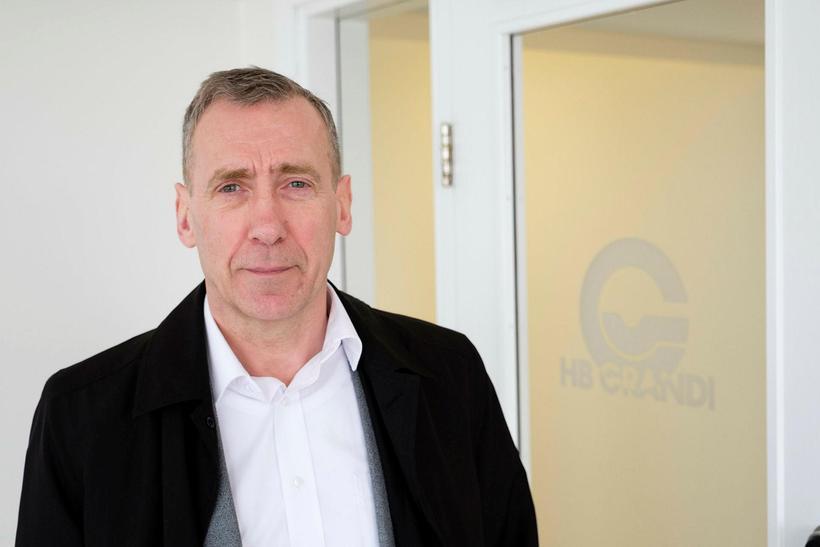 Vilhjálmur Vilhjálmsson, forstjóri HB Granda.