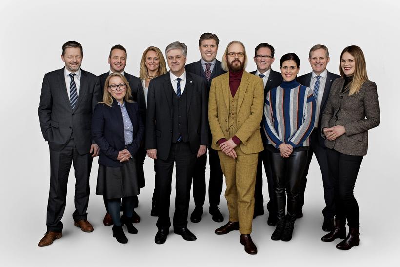 Ríkisstjórn Íslands.