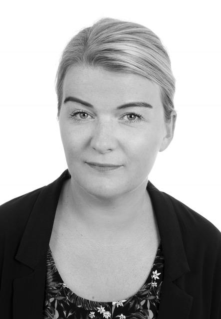Sunna Símonardóttir.