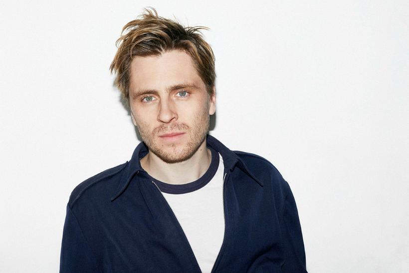Sverrir Guðnason mun bregða sér í hlutverk Mikael Blomquist.