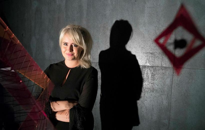 Ingibjörg Friðriksdóttir.
