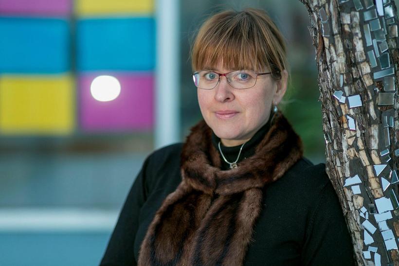 Hanna Guðbjörg Birgisdóttir, skólastjóri Háaleitisskóla.