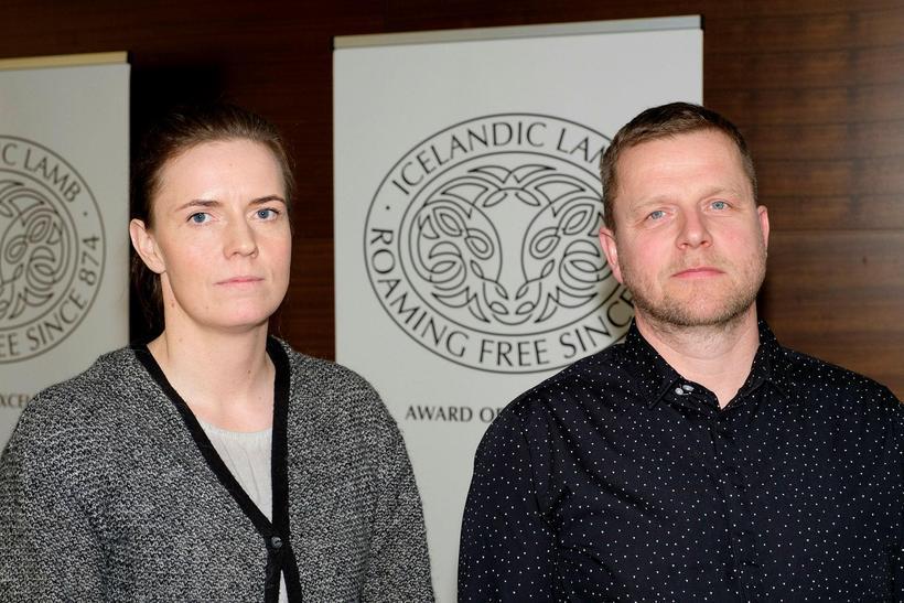 Oddný Steina Valsdóttir er formaður Landssamtaka sauðfjárbænda.