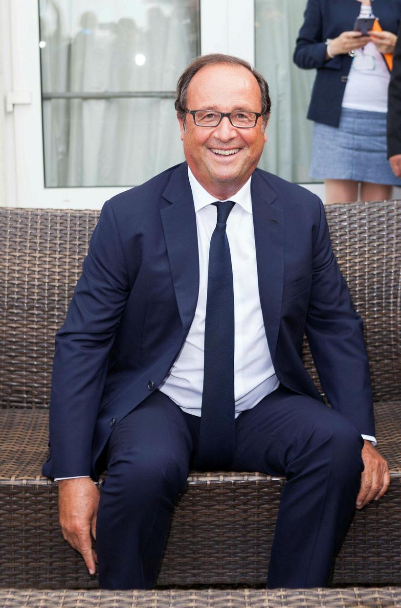 Fyrrverandi forseti Frakklands, Francois Hollande.