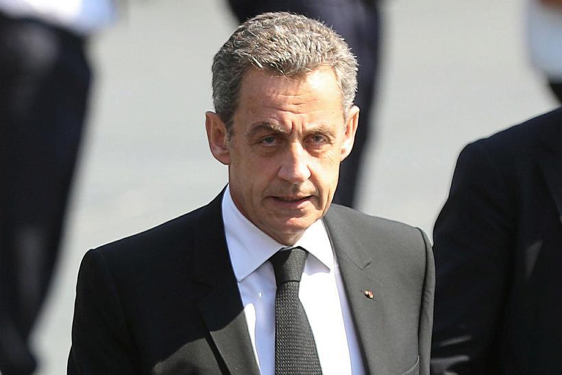Fyrrverandi forseti Frakklands, Nicolas Sarkozy.