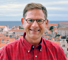 Guidebook author and travel TV host Rick Steves is America's ...