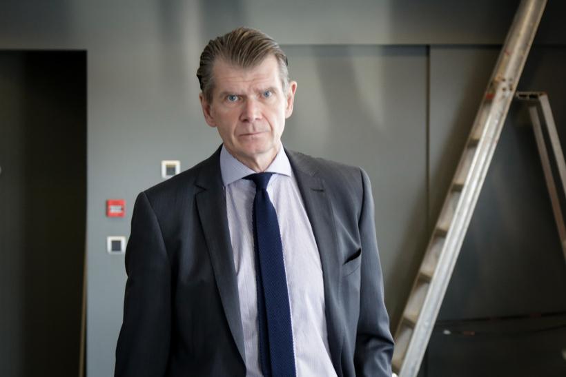 Grímur Grímsson yfirlögregluþjónn.