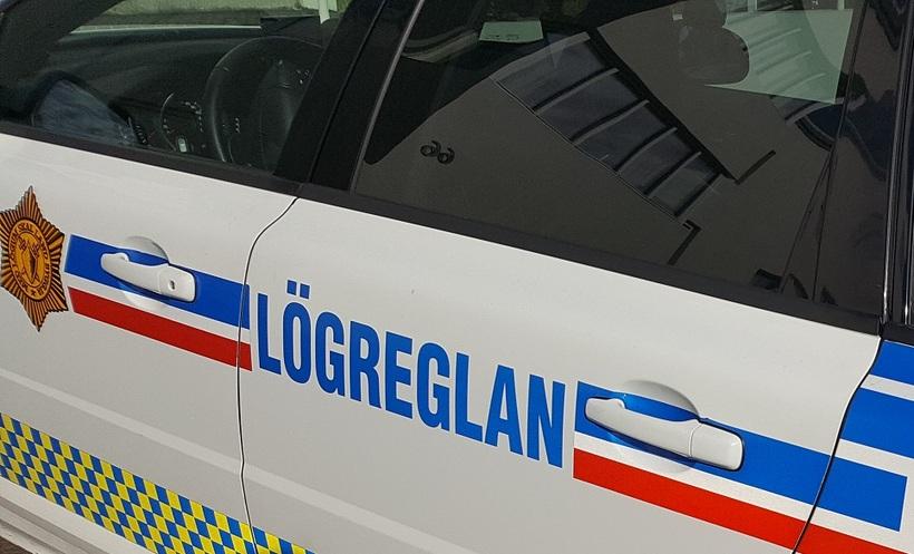 Lögreglan á Suðurnesjum leitar að Elvari Loga, 8 ára.