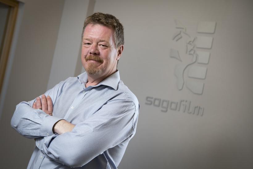Hilmar Sigurðsson, forstjóri Sagafilm.