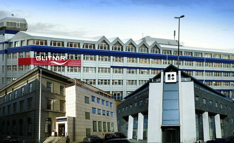 Bankastarfsmönnum hefur fækkað stórum frá 2007.