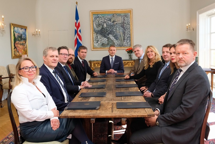 Iceland Calls For Snap Election After Coalition Government Collapses