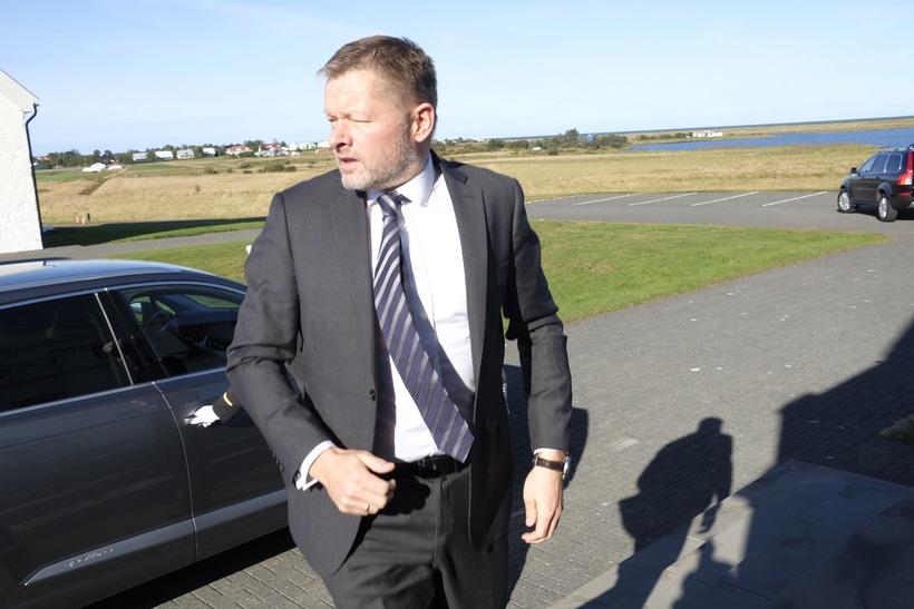 Þorsteinn óttast að frjálslyndið láti undan í því ríkisstjórnarsamstarfi sem ...