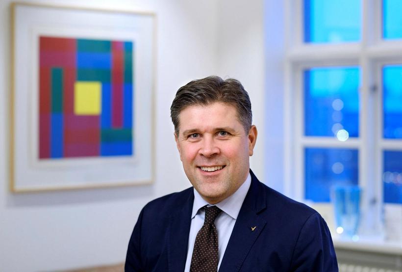 Bjarni Benediktsson er forsætisráðherra.