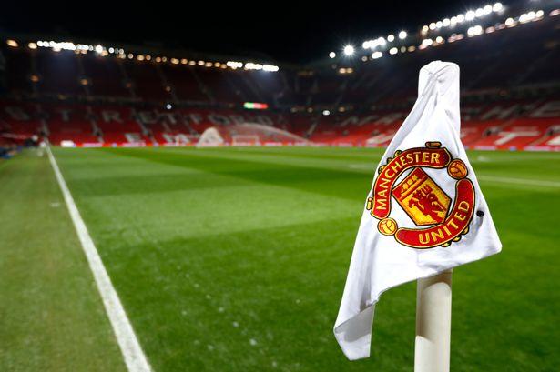 Old Trafford, heimavöllur Manchester United.